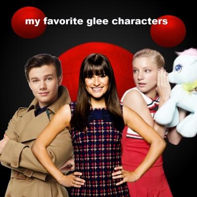 File:400px-My Favorite Glee Characters.jpg