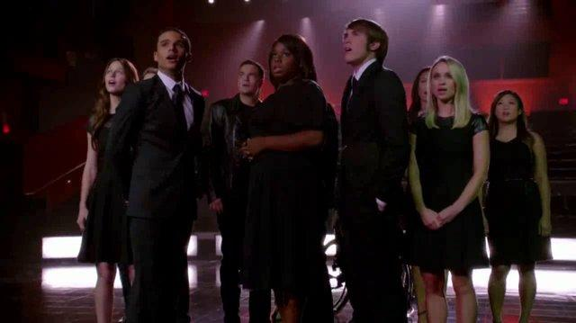 Full Performance of 'Seasons of Love' from 'The Quarterback' GLEE