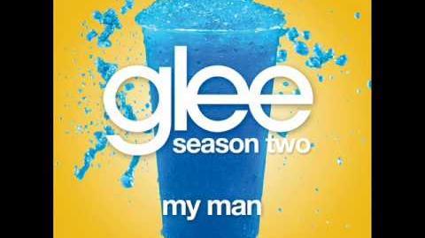 Glee - My Man (Acapella)