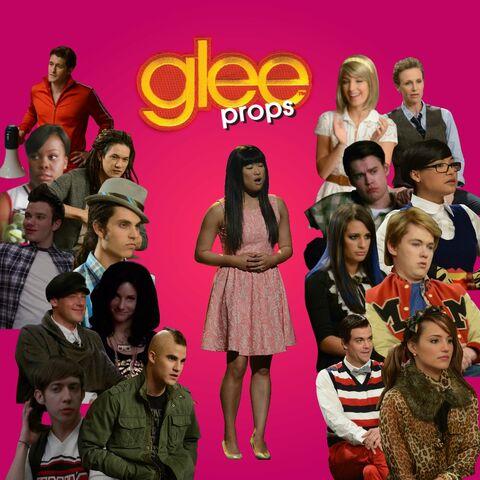 File:Glee Props.jpg