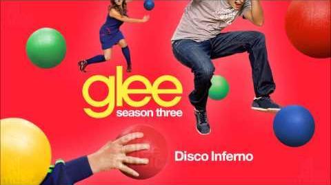 Disco Inferno Glee HD FULL STUDIO