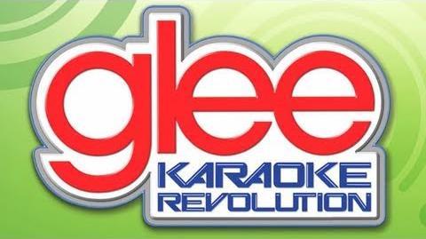 """KARAOKE REVOLUTION GLEE VOLUME 3 E3 2011 """"Shooting Star"""" Trailer"""