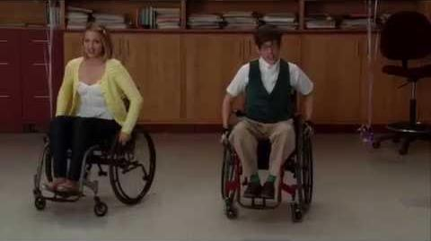 GLEE - I'm Still Standing (Full Performance) HD