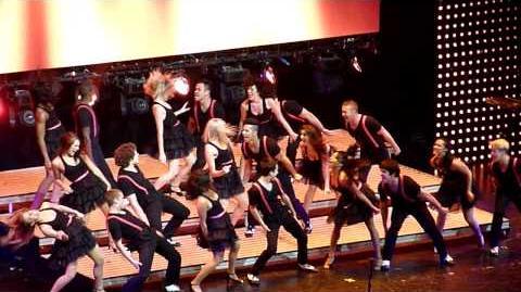 "Glee Live- Vocal Adrenaline ""Mercy"""