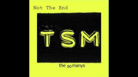 """Not The End"" The So Manys"