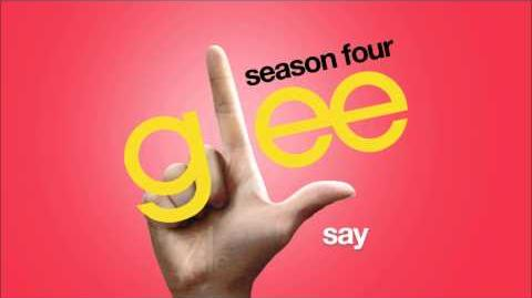 Say Glee HD FULL STUDIO