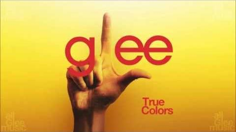 True Colors - Glee