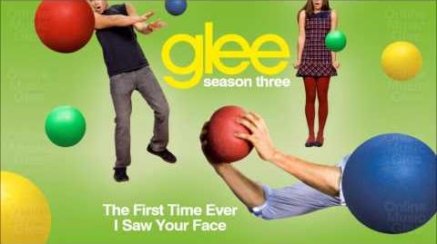 The First time I ever Saw Your Face - Glee HD Full Studio