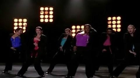 GLEE - Express Yourself (Full Performance) (Official Music Video) HD