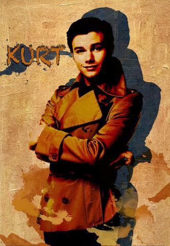 File:Kurt hummel by yu oka.jpg