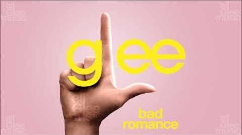 Bad Romance Glee HD FULL STUDIO