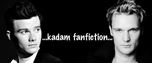 Fanfiction kadam
