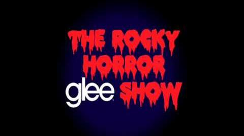 Science Fiction Double Feature. Glee! Full song