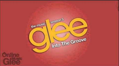 Into The Groove - Glee HD Full Studio