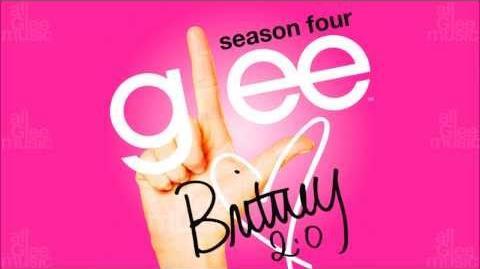 Hold It Against Me Glee HD FULL STUDIO