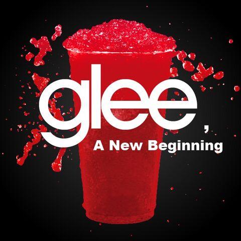 File:Glee, A New Beginning.jpg