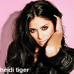 Nicole Scherzinger Heidi Tiger