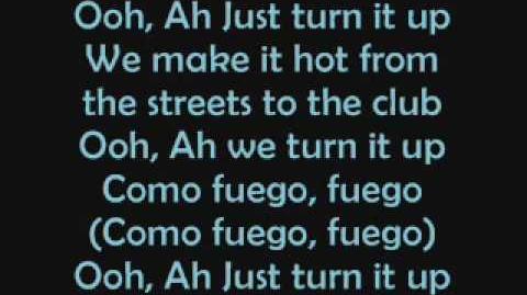 The Cheetah Girls - Fuego(lyrics)