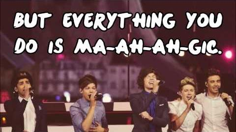 One Direction - Magic