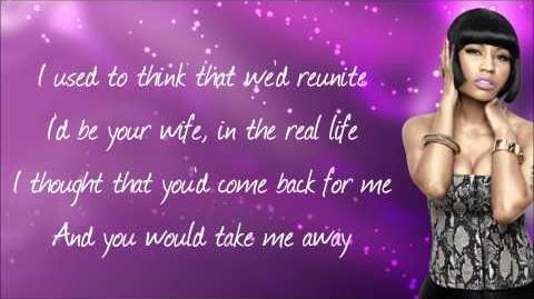 Nicki Minaj - Young Forever Lyrics Video