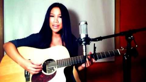 We Found Love - Rihanna Cover (Acoustic Orchestra Version by Tiffyiffyiffy)