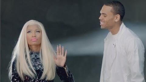 Nicki Minaj - Right By My Side (Explicit) ft
