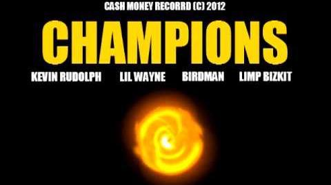 Kevin Rudolf Champions Ft
