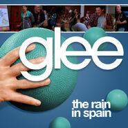 Glee - rain in spain