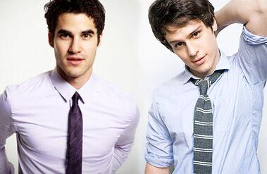 Jesse and Blaine 2