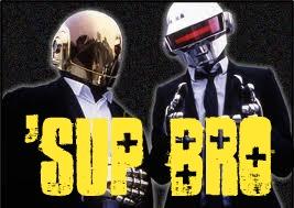 'Sup bro
