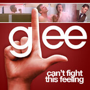 Glee - cant fight this feeling