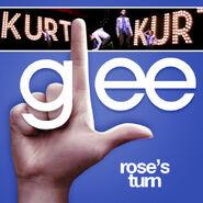Glee - roses turn