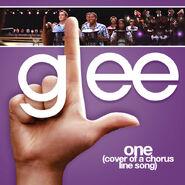 Glee - one (chorus)