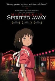 215px-Spirited Away poster