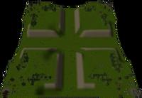 Four Castles Map