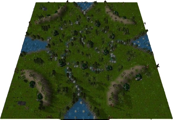 File:China Grove Map.png