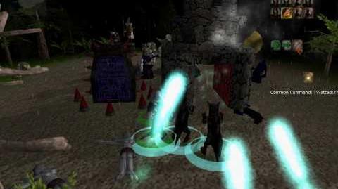 Glest Dark Magic Fight