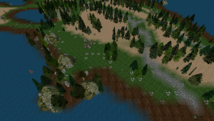 File:Pine woods tileset.png