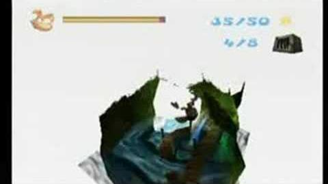 The Ultimate Rayman 2 Glitch (N64)