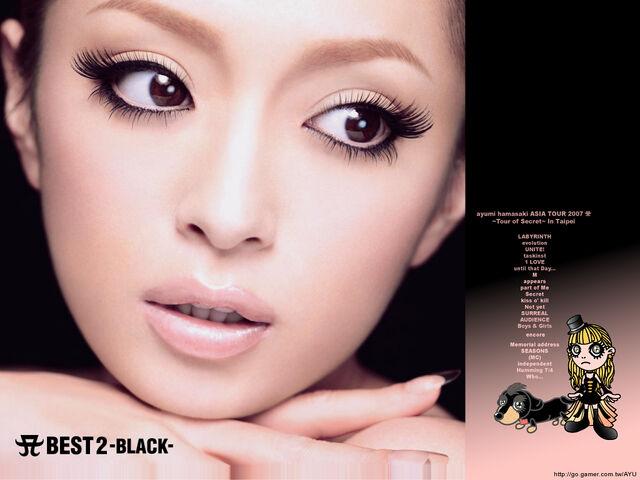 檔案:Ayu black.jpg
