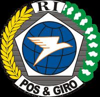 Logo Lama Pos dan Giro