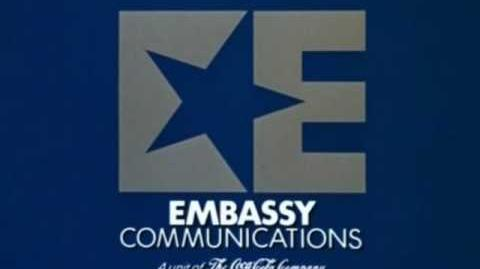Embassy Communications (1986-B) With Coke Byline