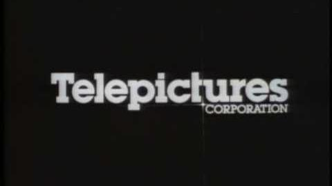 Telepictures Corporation Logo (1985)