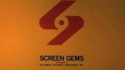 Screen Gems Television logo (1974)