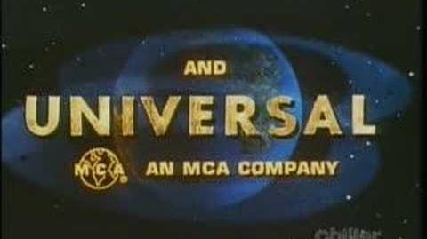 Universal Television Logo (1974)