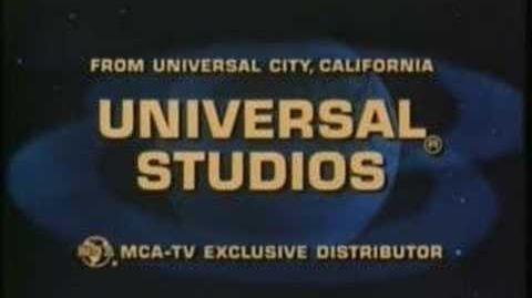 Universal Television Logo (1972-C)
