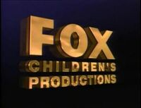 Fox Children's Productions 1991