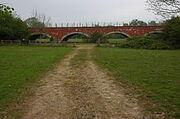 220px-Railway viaduct, Alney Island, Gloucester - geograph org uk - 435076