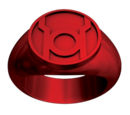 Red Lantern Power Ring