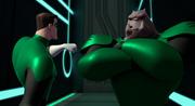 Kilowog is unresponsive to Hal